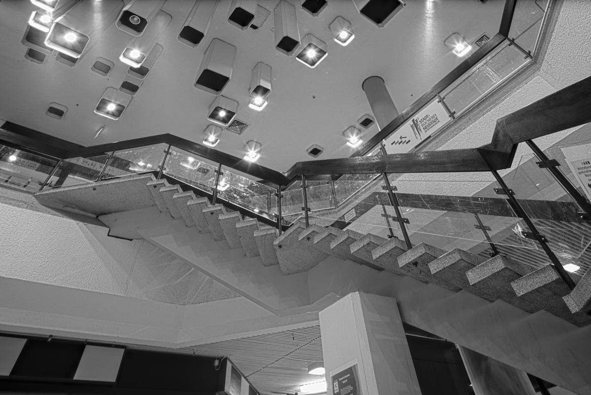 Treppe im Klemmhof
