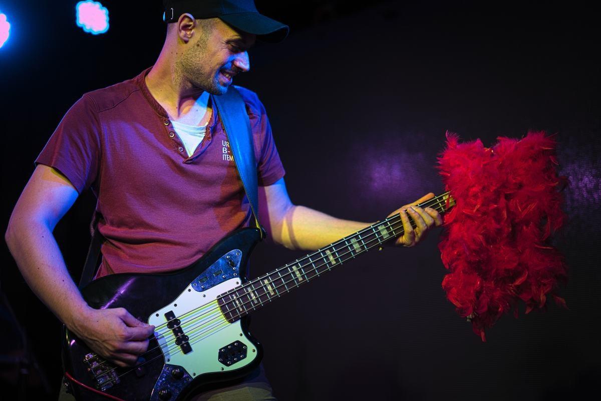 Sylvain Lamotte, Soul Rock Cover Band ZIA