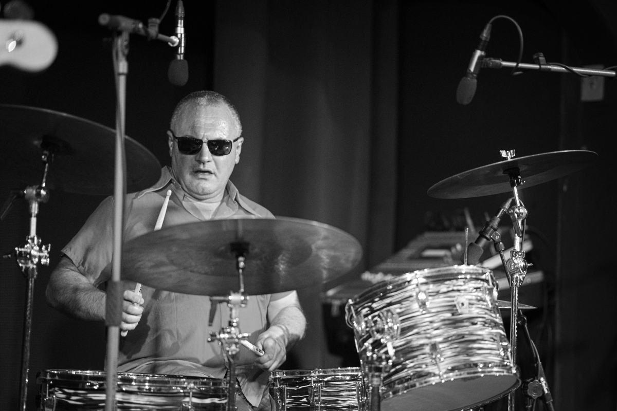 Drummer Patchwork