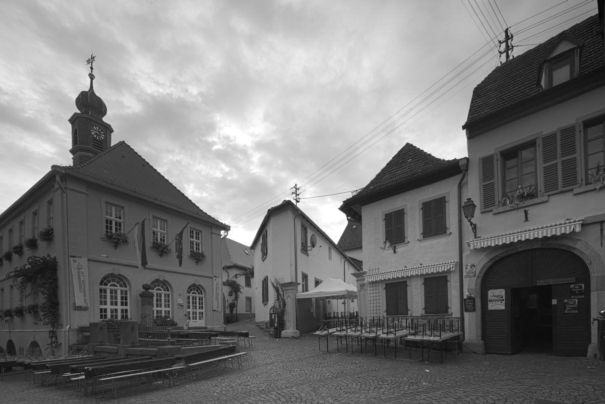 Rathaus Hambach