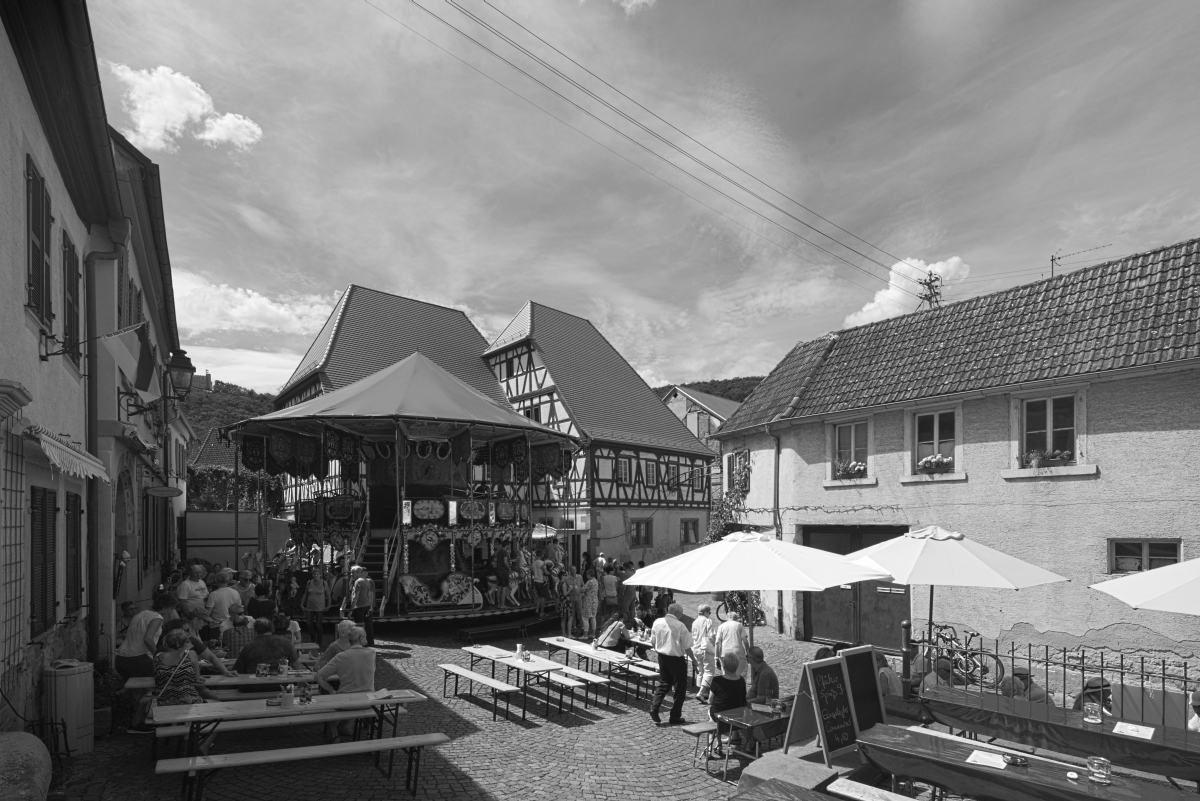 Rathausplatz Hambach